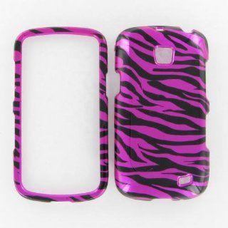 Samsung i110 Illusion Zebra on Hot Pink Hot Pink/Black