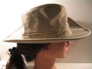 Henschel Hatquarters USA Safari Outback Ladies Hat Size 20 5 Great