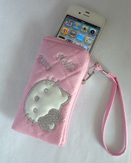 Hello Kitty Pouch Case Bag for Mobile Phone