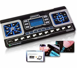AVL 200 Universal Home Theater Lighting System Remote Control Screen