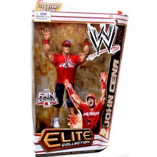 Mattel WWE Wrestling Exclusive Elite Live Event Edition Action Figure