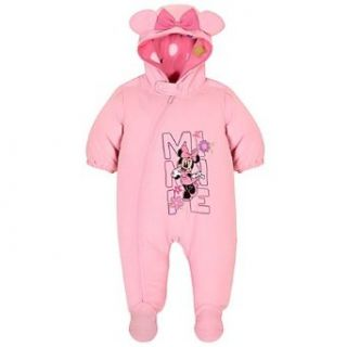 Minnie Mouse Snowsuit for Baby Girls (18 24 months): Clothing