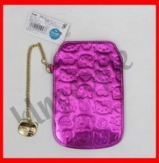 Sanrio Hello Kitty iPhone 4 iPod Touch Case Pouch Bag P