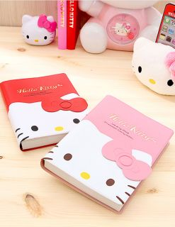 2013 Hello Kitty Schedule Planner HelloKitty Face Pocket Diary Book