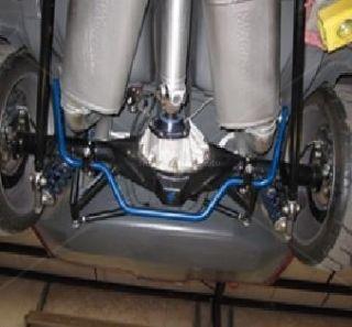 Hellwig 5824 Rear Solid Sway Bar Chevy GMC