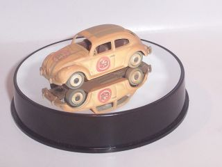 HERBIE THE LOVE BUG VOLKSWAGEN BEETLE 1 64 SCALE LIMITED EDITION