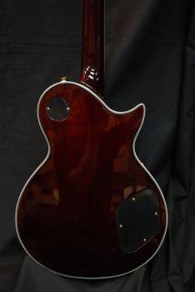 Brand New Prestige Heritage Elite LP Lefty Electric Guitar w Hard Case