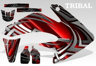 1991 2001 Honda CR 500 Graphics Kit MX Decal Sticker Tribal Deco Decal