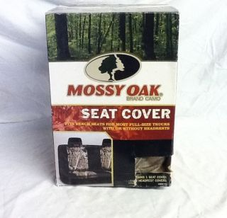 Mossy Oak Bench Seat Cover 5059175