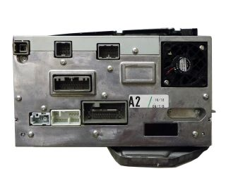 2010 2011 Honda Insight Satellite Radio Navigation GPS Disc CD Changer