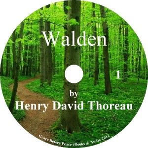 Walden by Henry David Thoreau A Classic Audiobook of Nature and Man on