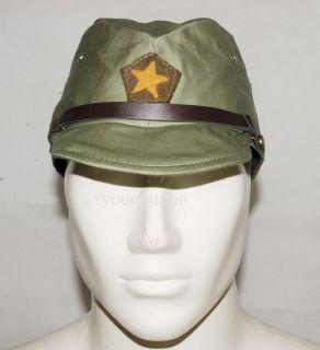 Army IJA Em NCO Field Cap Hat with Havelock Neck Flap XL 32349