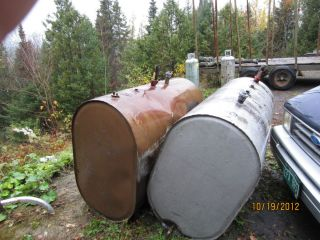 275 Gallon Fuel Tanks Used