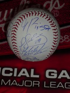 FRANCISCO GIANTS TEAM SIGNED WORLD SERIES BASEBALL, PSA/DNA, SANDOVAL