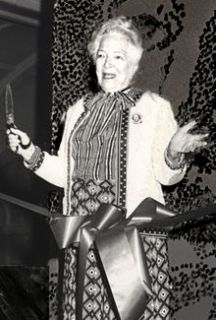 Company Shakespeare Center Dedication with Helen Hayes, 1982