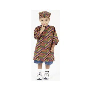 Multi Ethnic Ceremonial Costume   African American Boy