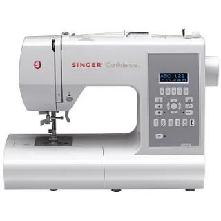 Singer 7470 Confidence Electronic Sewing Machine New