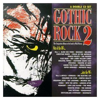 Gothic Rock 2 Various Artists Music