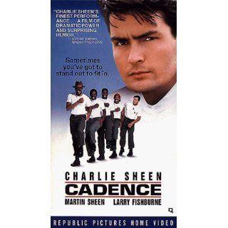Cadence [VHS] Charlie Sheen, Martin Sheen, Jay Brazeau