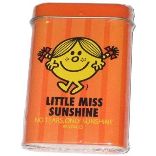 Mr. Men & Little Miss Sunshine Adhesive Bandages Toys