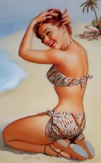Marilyn Monroe Pin Up Playing Cards Mint 1950S