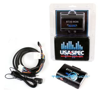 USA Spec BT35 HON Honda Bluetooth Interface Hands Free Stream Music