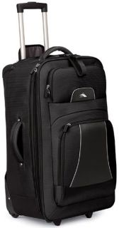 High Sierra Elevate 28 Expandable Rolling Wheeled Upright Luggage