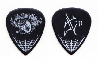 Metallica James Hetfield Papa Het Signature Guitar Pick 2010 Tour