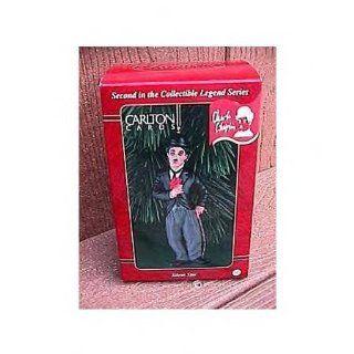 Charlie Chaplin Carlton Ornament 1997