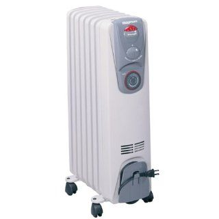 Delonghi MG15T Magnum Heavy Duty Oil Filled Radiator Home