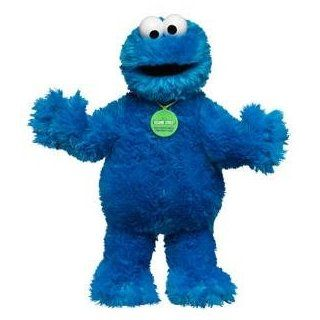 Build A Bear Workshop   COOKIE MONSTER   Sesame Street