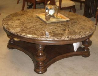 Top Cocktail Table Thomasville Furniture Hills of Tuscany