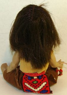 1968 Madame Alexander Doll Hiawatha 8