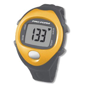 Pro Form Pacer Strapless Heart Rate Monitor Watch