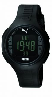 NEW PUMA HEART RATE MONITOR DUAL ALARM WATER RESISTANT CHRONOGRAPH