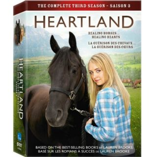 Heartland Complete Season 3 (DVD, 2011, 5 Disc Set) BRAND NEW SEALED