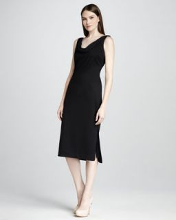 dress available in black $ 268 00 elie tahari bristol cowl neck dress