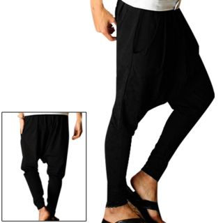 New Trendy Mens South Korea Hip Hop Baggy Harem Pants Trousers 31