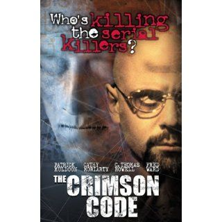 The Crimson Code [VHS]: Patrick Muldoon, Cathy Moriarty