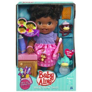 Baby Alive Babys New eeh African American Large Doll w