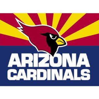Arizona Cardinals Logo Transfers Rub On Stickers/Tattoos