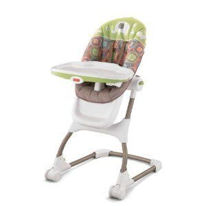 Infant High Chair Baby Seat NEW Boys Flat Fold Booster Chairs EZ Clean