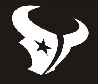 Houston Texans Car Laptop or Locker Sticker 5 Decal