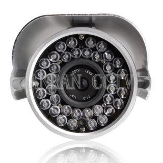 High Resolution 600TVL IR Long Range Surveillance CCTV Camera