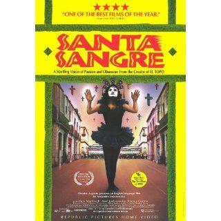 Santa Sangre Movie Poster (11 x 17 Inches   28cm x 44cm