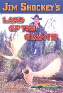 Jim Shockeys Land of The Giants Moose Hunting DVD