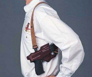 Galco Shoulder Holster Jackass Rig JR212H Colt 1911 3 to 5 inch New in