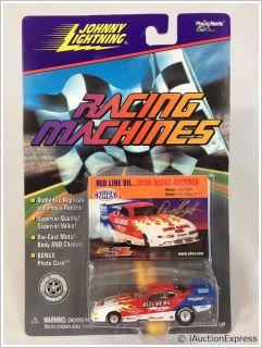 Racing Machines ★ Red Line Oil 1996 Dodge Avenger Higley
