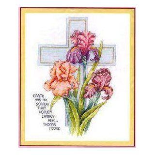Heaven Heals, Cross Stitch from Bobbie G Arts, Crafts