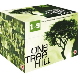 One Tree Hill Complete Series Collection 1 9 Box Set 50 Disc R4 New
